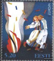 Estland 325 (kompl.Ausg.) postfrisch 1998 Feste