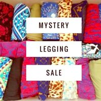 New LuLaRoe MYSTERY Leggings OS TC TC2 S/M L/XL Tween One Size Tall & Curvy