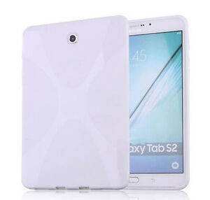 X-Line Soft TPU Case Cover Skin For Samsung Galaxy Tab S2 8.0 T710 T715 T715C