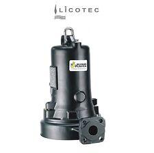 Jung Pumpen MultiCut UFK 35/2 M EX Pumpe Schneidrad Druckentwässerung