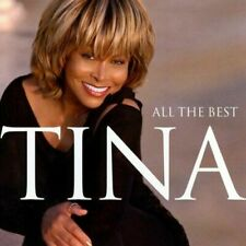 TINA TURNER - ALL THE BEST 2CD