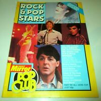 Rock & Pop Stars #3/Queen/The Jam/Police/Adam Ant/Bowie/Kate Bush/Madness/Sheena