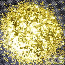 XXXL Metal Flakes Gold Effektlack Pigment 100g = 5L 2mm (100g=17,99€)