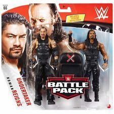 WWE Battle Pack Series 66 - Roman Reigns & Undertaker BRAND NEW