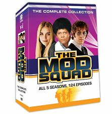 The Mod Squad Complete TV Series Season 1-5 (1 2 3 4 5) NEW 20-DISC DVD SET