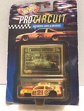 Hot Wheels 1992 Pro Circuit Series Morgan Shepherd Nascar Citgo Ford Thunderbird