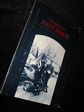 US Navy Book of Songs,  Copyright 1955