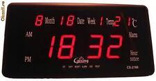 Digital LED Clock 2168 Alarm