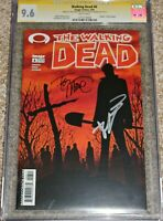 """Walking Dead #6 CGC SS """"Death of Shane"""" SIgned by Tony Moore and Robert Kirkman"""