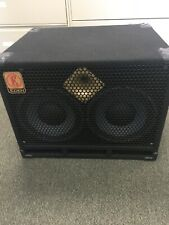 Eden D210XST 2x10 Bass Cabinet 8 Ohm. This cabinet is in perfect condition.