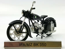 1/24 Atlas IFA/MZ BK350 motorcycle model