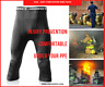 OSS - Men's 3/4 Compression Tight Pants Kneepads, Quick-Drying. Best Firefighter