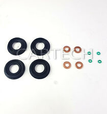 FUEL INJECTOR SEAL + WASHER + ORING FORD TRANSIT MK7 2.2 2.4 3.2 TDCI 1372494