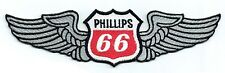 "8"" Phillips 66 with wings Gas Station Motor Oil Hot Rod sales service Aviation"