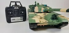 Radio Control RC Airsoft longue Heng Armée War Modèle bataille BB Tir T-99 Tank