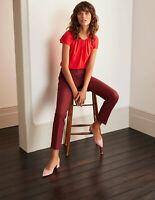 Boden Hose - Richmond 7/8 Pants - Taschen Stretch Elegant - UK 6 EU 34