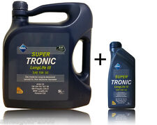 ARAL Super Tronic Longlife III5+1=6 Liter 5W-30 BMW LL04, VW 50700 Motoröl