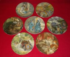 WIND IN THE WILLOWS WEDGWOOD COLLECTORS PLATES  - CHOOSE INDIVIDUAL PLATE
