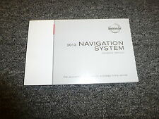 2013 Nissan Murano NVP Pathfinder Armada Cube Frontier System Owner User Manual