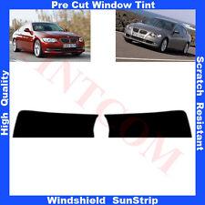 Sonnenblendstreifen BMW 3er E36 Limousine 4 Türen 1991-1998 5/%-50/%