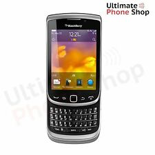 BlackBerry Torch 9810 Gray SIM FREE Qwerty Smartphone - GRAY