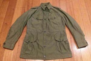 1960 Pattern British Army Combat Smock Jacket - Australian - Vietnam War - Rare