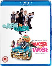 EAST IS EAST / WEST IS WEST - BLU-RAY - REGION B UK