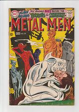Metal Men #30 F Dc comic 1968