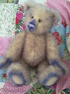Artist  Bear By Jac Q Lyn Bears Teardrop.