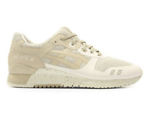 Mens Asics Gel Lyte III NS H715N 0205 Birch Latte Lace Up Casual Trainers