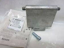 Bosch Gegenplatte für Bosch Häcksler AXT 1800+2000+2200 Teile-Nr.1601000001