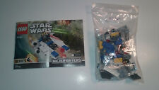 Lego Star Wars Microfighters Series 4 U-Wing 75160 No Mini Figures
