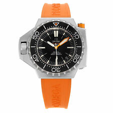 Omega Seamaster Ploprof Steel Black Dial Automatic Men Watch 224.32.55.21.01.002