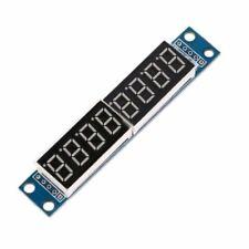 8-Digit 7 LED Display Module Segment MAX7219 3 IO Ports for Arduino Raspberry Pi