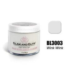 Glam and Glits Color Blend Nail Powder BL3003 - Wink Wink 2oz