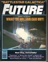 FUTURE Magazine November 1978 BATTLESTAR GALACTICA