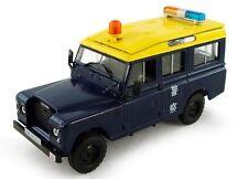 LAND ROVER 109/100 LWB Hong Kong Police -  1/43 -- De Agostini - IXO -- NEW