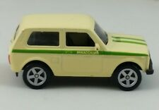 #D# Vintage 1980s, LADA Soviet Russia USSR car, Welly Diecast model, VERY RARE