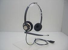Plantronics HW301N EncorePro Binaural Noise-Canceling Headband Headsets