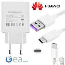 CaricaBatterie SUPERCHARGE Originale Huawei + Cavo Type-C Fast 5A P10 PLUS