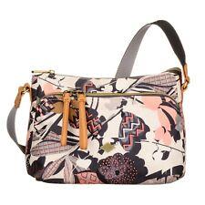 Oilily Botanic Pop S Shoulder Bag Tasche Umhängetasche Damen Bunt Charcoal