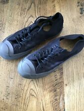 CONVERSE ALL STAR Jack Purcell OX Black Trainers MENS Women's UK 4.5 EU 37.5