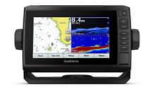 Garmin echoMAP Plus 75sv Fishfinder Chartplotter Inc CHIRP ClearVu SIDEVU Trans