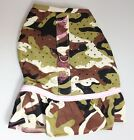 Pretty Smith Camo Dog Dress Harness Pet Dresses Camouflage