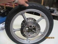 5. Kawasaki GPZ 305 EX305A BD Felge vorne Vorderrad 1,85 x18 F-1101 Bremsscheibe