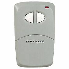 Multi Code Linear 4120 Garage Door Opener & Gate Opener 2 Channel Remote