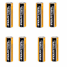 8 Duracell Procell AA Size 1.5V LR6 Alkaline Professional Performance Battery