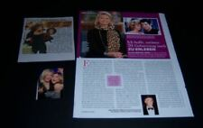 Olivia Newton-John 14 pc German Clippings Full Page