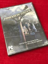 NEW Pineview Drive PC / DVD-ROM Horror Shocker Video Game Factory Sealed