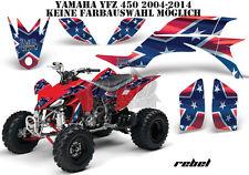 AMR Racing DECORO GRAPHIC KIT ATV Yamaha YFZ 450 04-14, YFZ 450r 09-16 Rebel B